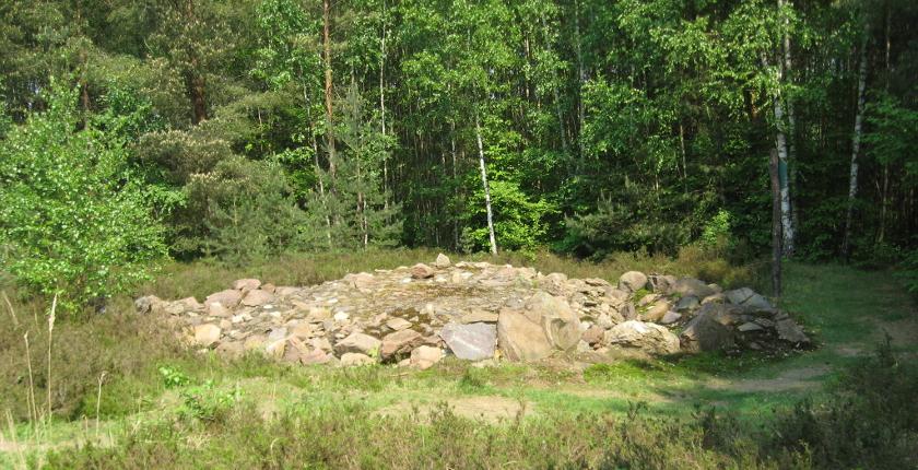 Das bronzezeitliche Gräberfeld Wermsdorfer Wald Freilichtmuseum